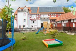 Children's play area at Landhaus im Rinnetal
