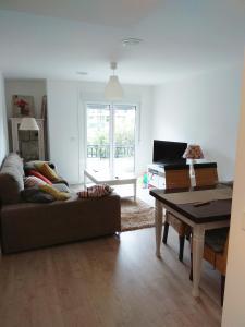 Apartamento luminoso y acogedor en Salceda de Caselas