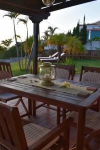 Un restaurante o sitio para comer en Casa Garcia-Mar