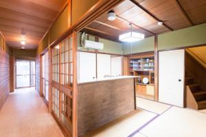 Lobi ili recepcija u objektu Kyo-Koyado Komorebi