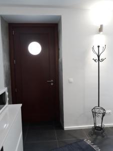Phòng tắm tại Angra Downtown