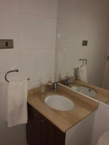 Un baño de Andes Apart Homes: Carmenere