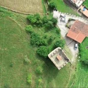 Casa Rural Pocotrigo a vista de pájaro