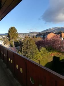 Un balcón o terraza en Edificio Saint Morits