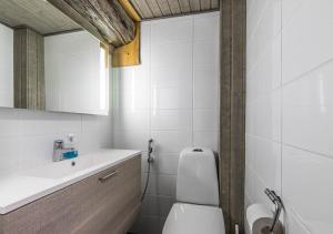 Vonios kambarys apgyvendinimo įstaigoje Levikaira Apartments - Log Cabins
