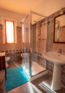 Phòng tắm tại Olivium