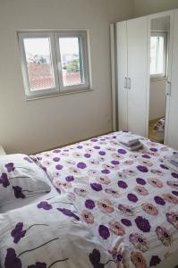 Postel nebo postele na pokoji v ubytování Mars