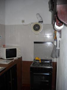 A cozinha ou kitchenette de Quinta do Monte Santo