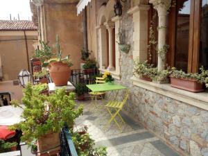Patio o iba pang outdoor area sa Casa Caterina