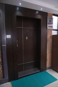 Kúpeľňa v ubytovaní Square Suite