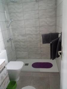 Een badkamer bij Bungalow Residencial Sonnenland