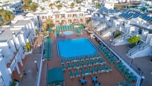 Een luchtfoto van Bitacora Lanzarote Club