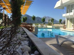 The swimming pool at or near Boutique House Mim-A
