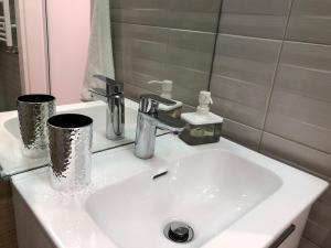 A bathroom at Like at Home Warsaw