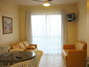 Zona de estar de Residencial Solar Bela Vista