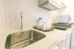 A kitchen or kitchenette at Doi Suthep View Deluxe Double Suite 0017160w