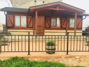 Casa Completa Madera y Sol