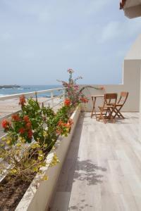 A balcony or terrace at Ca Marta