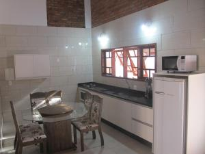 Una cocina o zona de cocina en Campeche House