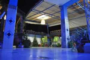 The swimming pool at or near Casa La Hiba