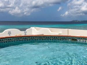The swimming pool at or near One Ocean Boutique Apartments & Suites Bonaire
