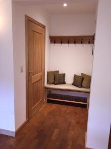 Un lugar para sentarse en Departamento 3 dormitorios, Arelauquen Bariloche