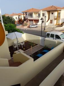 Balcone o terrazza di Playa Blanca Home