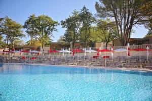 The swimming pool at or close to Apartments Park Plava Laguna