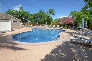 The swimming pool at or near Wailea Grand Champions 121