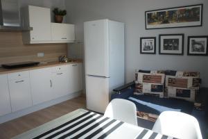 Кухня или мини-кухня в Астория Клаб
