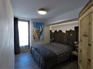 Letto o letti in una camera di Appartamento SALIC