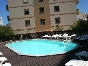 A piscina em ou perto de Hotel Apartamento Iate