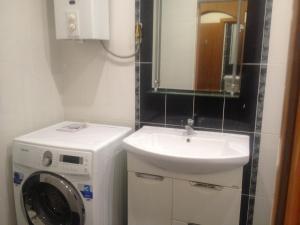Ванная комната в Мира д 43 кв 8