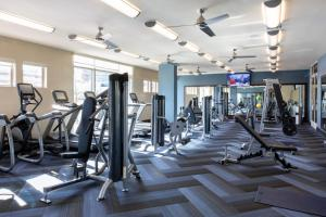 The fitness center and/or fitness facilities at Stay Alfred 422 at The Lake