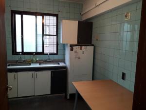 Una cocina o kitchenette en Departamento en Ciudad Mendoza