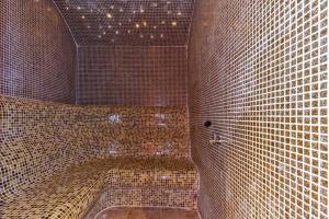 A bathroom at Bansko Belvedere Apartment
