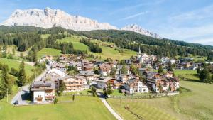 A bird's-eye view of Apartments Chalet Maria