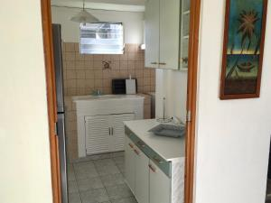 A kitchen or kitchenette at Amory