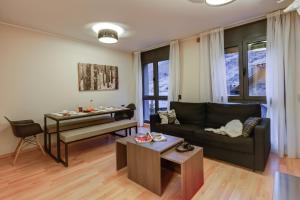 Гостиная зона в Pierre & Vacances Andorra El Tarter