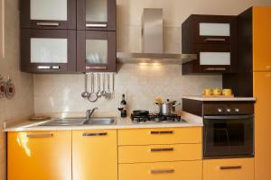 Cucina o angolo cottura di Casa Vacanza Alice