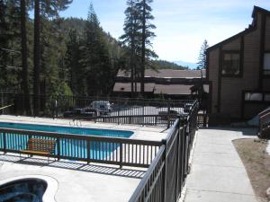 A view of the pool at Val d'Isere by Mammoth Reservation Bureau or nearby