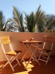 Een balkon of terras bij Porto Antigo Holidays