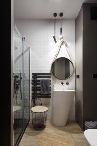 A bathroom at Garden Lane