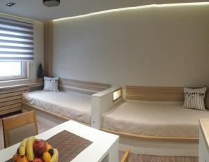 Krevet ili kreveti u jedinici u okviru objekta Apartment Dream Konaci
