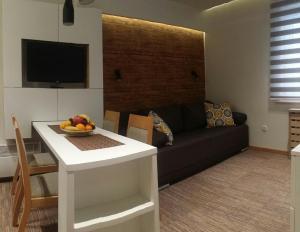 Prostor za sedenje u objektu Apartment Dream Konaci