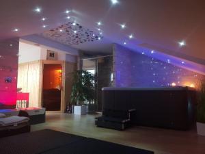 Vstupní hala nebo recepce v ubytování Wellness Apartmány EMPORIO