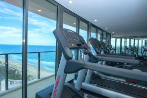 The fitness center and/or fitness facilities at An Ocean Breeze Aparment by Hostrelax GCRDQ8P4