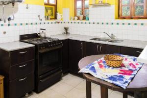 Una cocina o kitchenette en Chalet vacacional