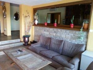 The lobby or reception area at Apartment Nella Kostrena