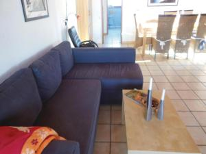 A seating area at Holiday home Holunderweg A
